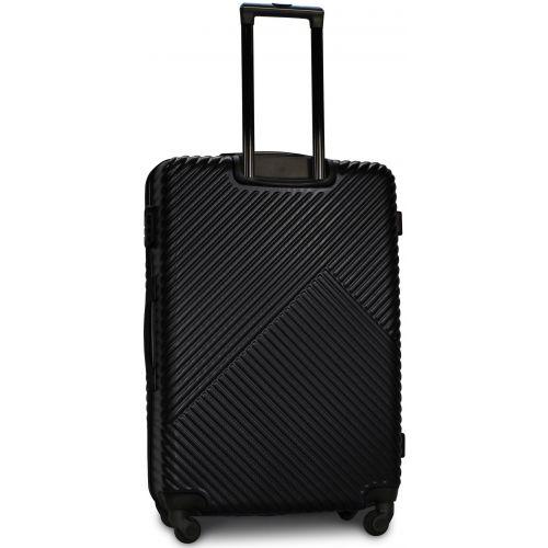 Набор чемоданов Fly 2702 4 штуки черный