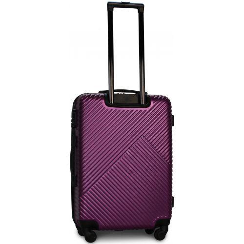 Чемодан Fly 2702 средний фиолетовый