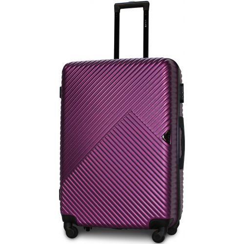 Набор чемоданов Fly 2702 3 штуки фиолетовый