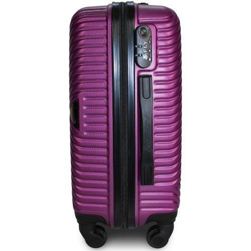 Чемодан Fly 2702 большой фиолетовый