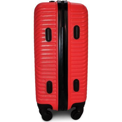 Чемодан Fly 2702 большой красный