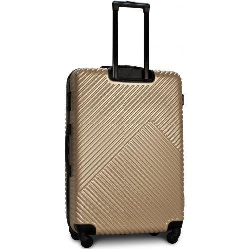 Набор чемоданов Fly 2702 4 штуки шампань