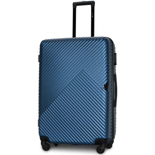 Набор чемоданов Fly 2702 4 штуки синий