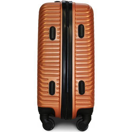 Чемодан Fly 2702 мини ручная кладь оранжевый