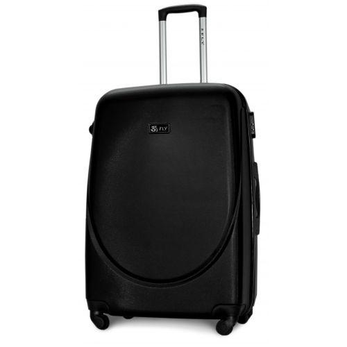Набор чемоданов Fly 310 3 штуки черный