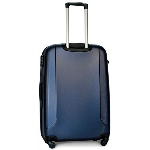 Набор чемоданов Fly 310 4 штуки темно-синий