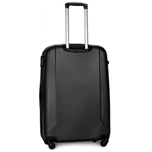 Набор чемоданов Fly 310 4 штуки серый