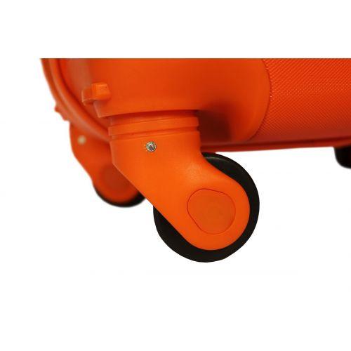 Чемодан Fly 310K маленький оранжевый