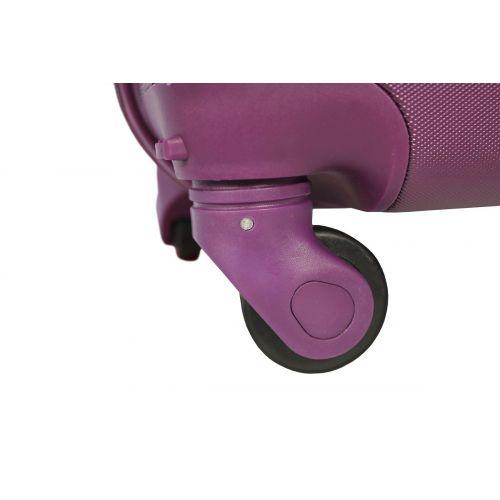 Чемодан Fly 310K мини ручная кладь фиолетовый