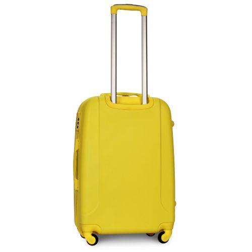 Чемодан Fly 310K средний желтый