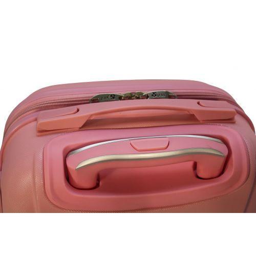 Чемодан Fly 310K мини ручная кладь светло-розовый