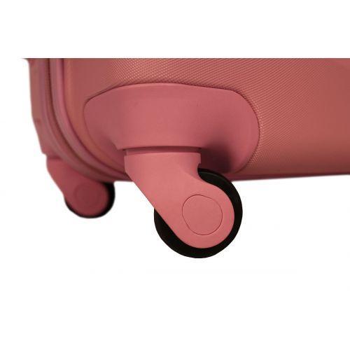 Чемодан Fly 310K маленький светло-розовый