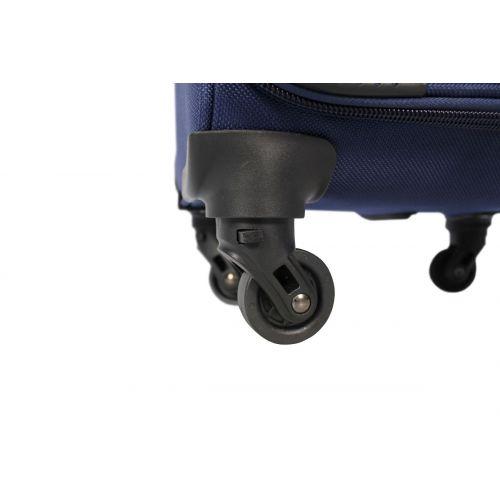 Чемодан Fly 6802-4XS мини ручная кладь синий