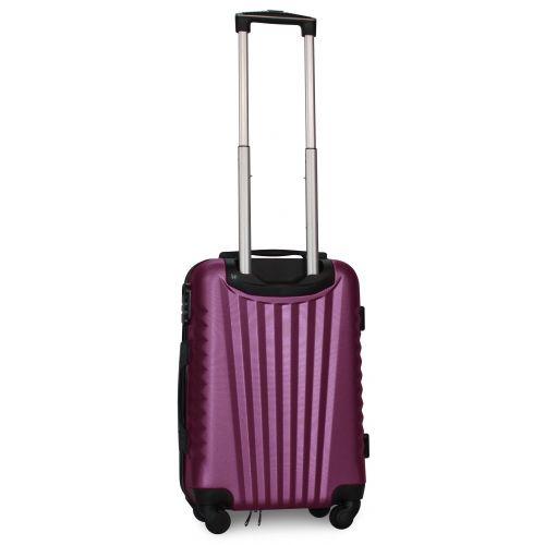 Чемодан Fly 8844 маленький фиолетовый