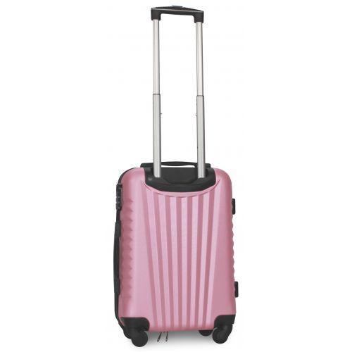 Чемодан Fly 8844 маленький светло-розовый