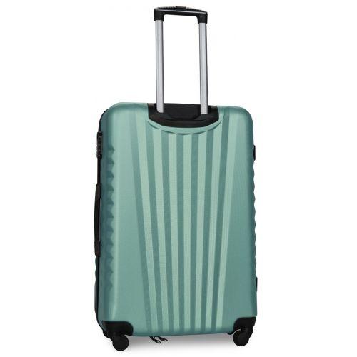 Набор чемоданов Fly 8844 4 штуки аквамарин