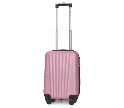 Чемодан Fly 8844 мини ручная кладь светло-розовый