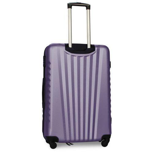 Набор чемоданов Fly 8844 3 штуки сиреневый