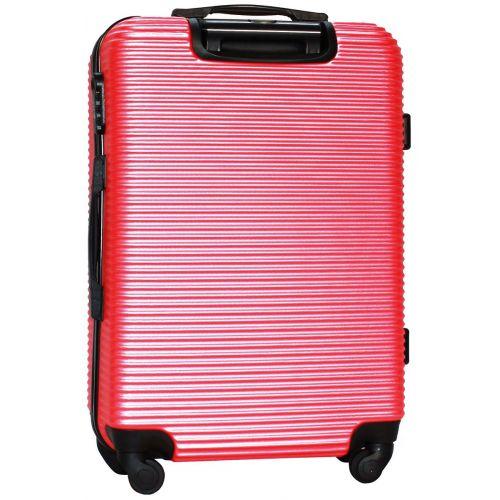 Чемодан Fly 91240 средний розовый
