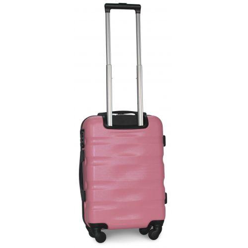 Чемодан Fly 960 маленький светло-розовый