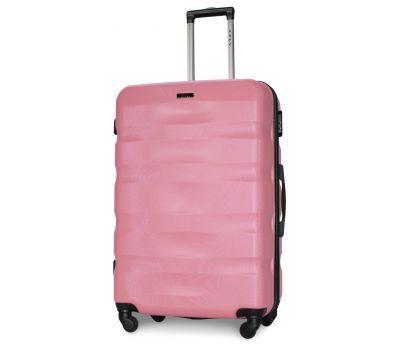 Чемодан Fly 960 большой светло-розовый