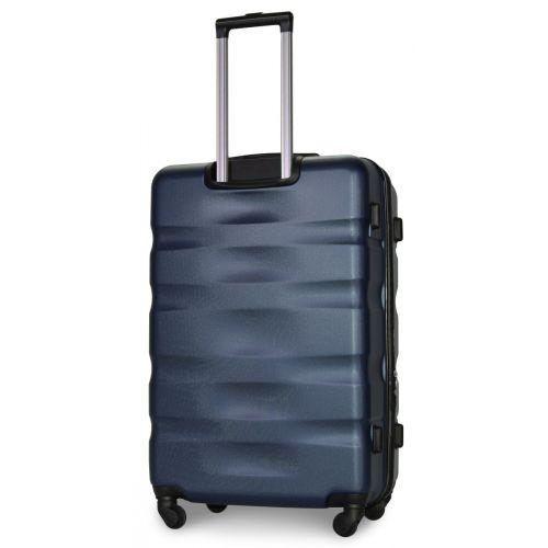 Набор чемоданов Fly 960 4 штуки темно-синий