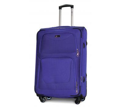 Дорожный чемодан Fly 1220-4L большой на 4 колесах middle blue