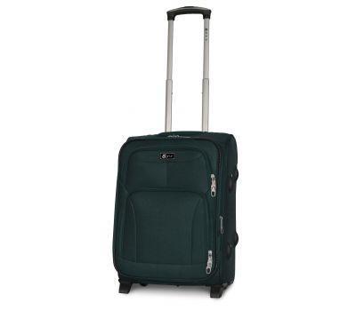 Дорожный чемодан Fly 1509-2S маленький на 2 колесах зеленый