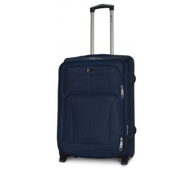 Дорожный чемодан Fly 1509-2M средний на 2 колесах синий