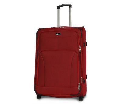 Дорожный чемодан Fly 1509-2L большой на 2 колесах бордовый