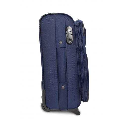 Набор дорожных чемоданов Fly 1509 3 штуки на 2 колесах синий