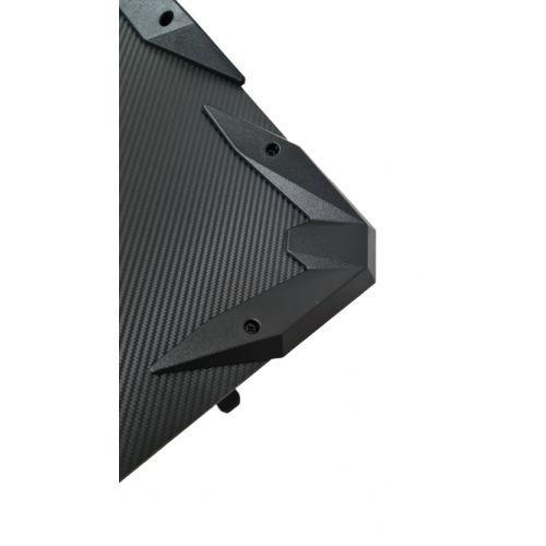 Компьютерный Игровой Стол для Геймеров AVKO AGT3002 Black-Red LED подсветка