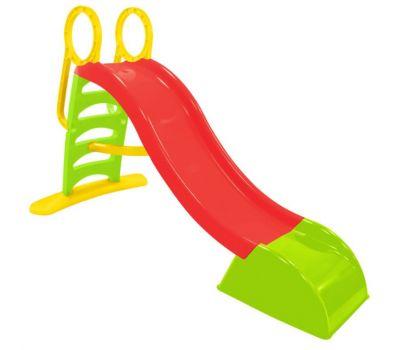 Горка спуск детская пластиковая Mochtoys 180 см 11887