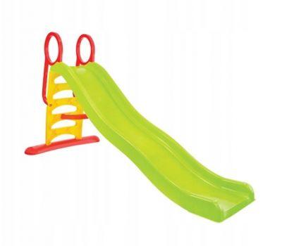 Горка спуск детская пластиковая Mochtoys 205 см 11557