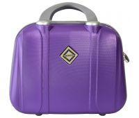 Дорожный кейс Bonro Smile маленький фиолетовый
