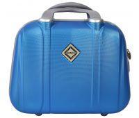 Дорожный кейс Bonro Smile средний голубой