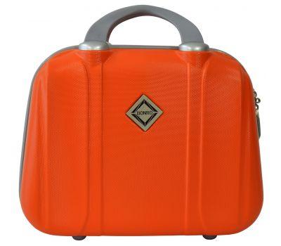 Дорожный кейс Bonro Smile средний оранжевый