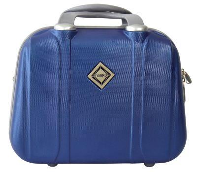 Дорожный кейс Bonro Smile маленький синий