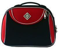 Дорожный кейс Bonro Style средний черно-красный