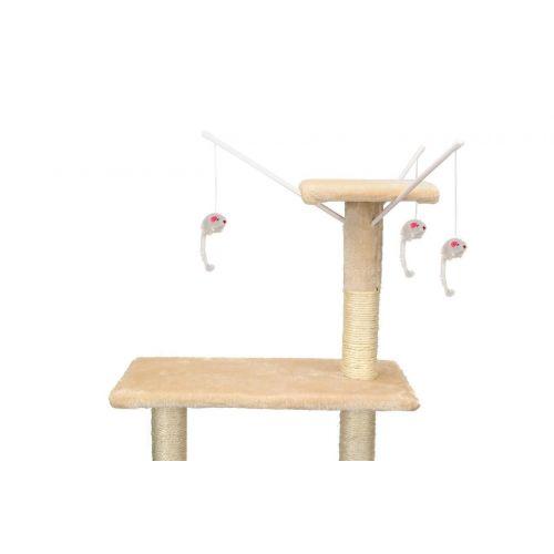 Когтеточка, домик, дряпка для кошек Avko Amy 1610