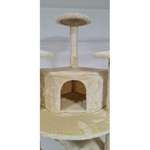 Когтеточка, домик, дряпка для кошек Avko 1965