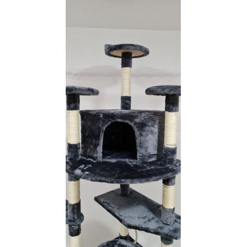 Когтеточка, домик, дряпка для кошек Avko 1966