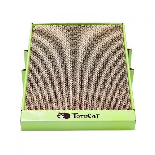 Когтеточка, дряпка - лежанка из картона для кошек Avko ACS012