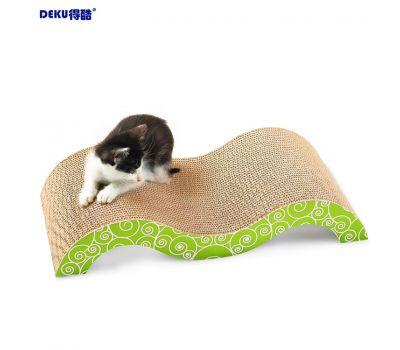 Когтеточка, дряпка - лежанка из картона для кошек Avko ACS018