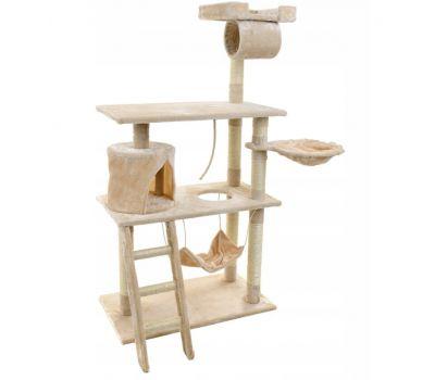 Когтеточка, домик, дряпка для кошек Avko CatTree 1951