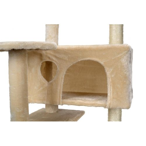 Когтеточка, домик, дряпка для кошек Avko Sissy 1609