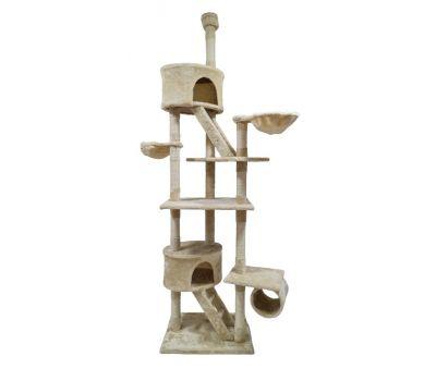 Когтеточка, домик, дряпка для кошек Avko 1975
