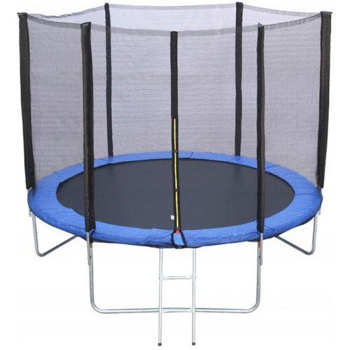 Батут Nobo Kids Sport 312 см с сеткой и лестницей