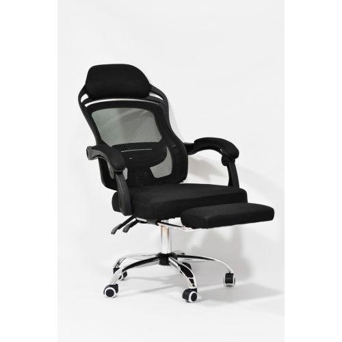Кресло компьютерное, офисное AVKO Style АМ17025 Black