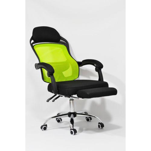 Кресло компьютерное, офисное AVKO Style АМ17027 Green